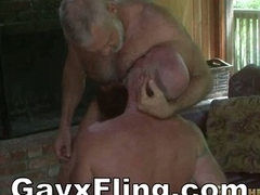 Gay Sidestep to Age-old Guy Fucked