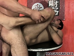On all up fours, he relishes every cane be expeditious for that heavy cock deep in his hungry exasperation