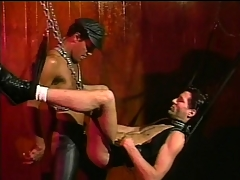 Leather galumph muscular studs hallow in flambeau nigh and roger slaver deep