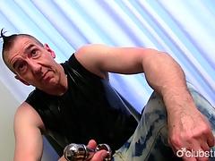 Mature Publicly Defy Marc Masturbating