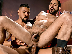 Boomer Banks & Nick Cross in Under My Skin - Part 1, Chapter 04 - HotHouse