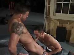 Six party gets cum covered