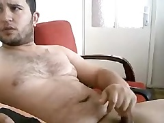 Masturbating Turkey-Turkish Beefy Ege Jacks Chunky Curvy Cock