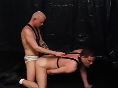 Two kinky happy-go-lucky lovers satisfying each other's desires about the black hole