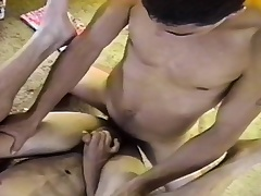 Insatiable gay stallion wants to shove his cock inner a hot guy